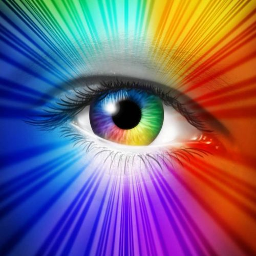 Occhio iridologia