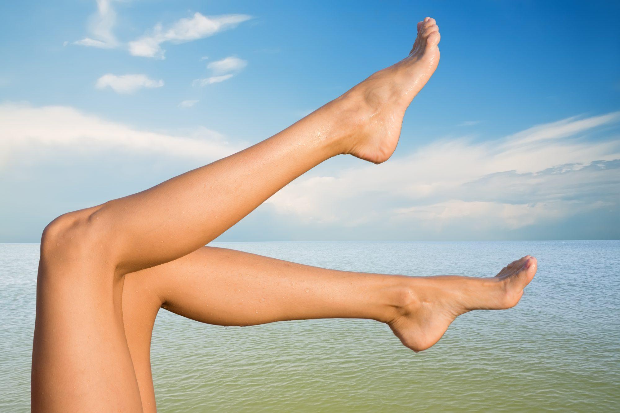 gambe sane e belle