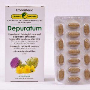 Depuratum Compresse