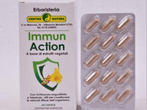 immun action capsule