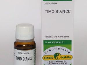 Timo Bianco Olio Essenziale