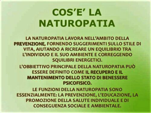 Venerdì 19 Febbraio 2021 - Iridologia-Naturopatia e Prevenzione 13